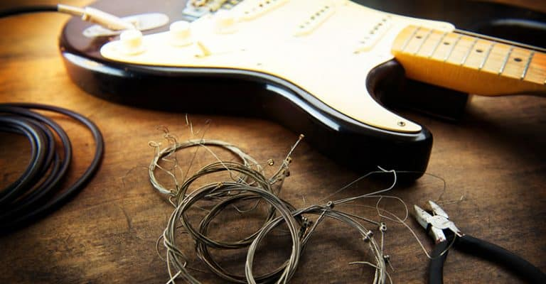 How Often To Change Guitar Strings? Hint: Not Every 3 Months