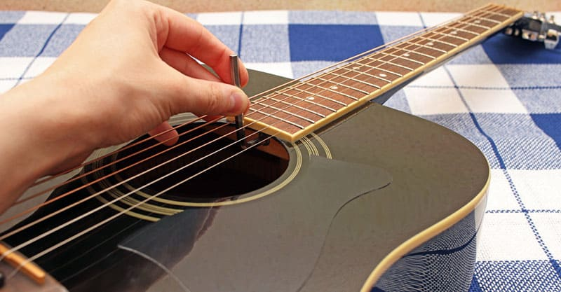 Complete Guitar Action Guide