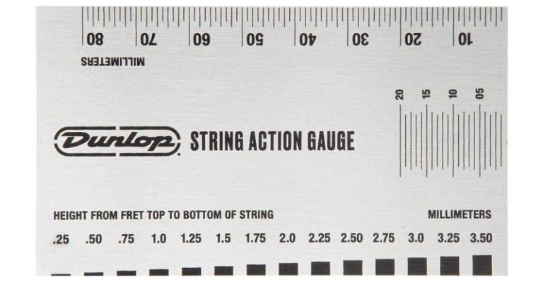 9 Best Guitar String Height Gauges 2021 For Accurate Guitar Action Readings