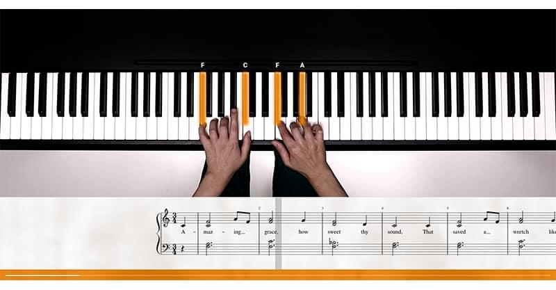 flowkey is a top piano app