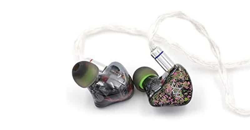 Fearless Audio 8BA Knowles Sonion Drivers HiFi In-Ear Earphones Monitor (S8 Freedom)