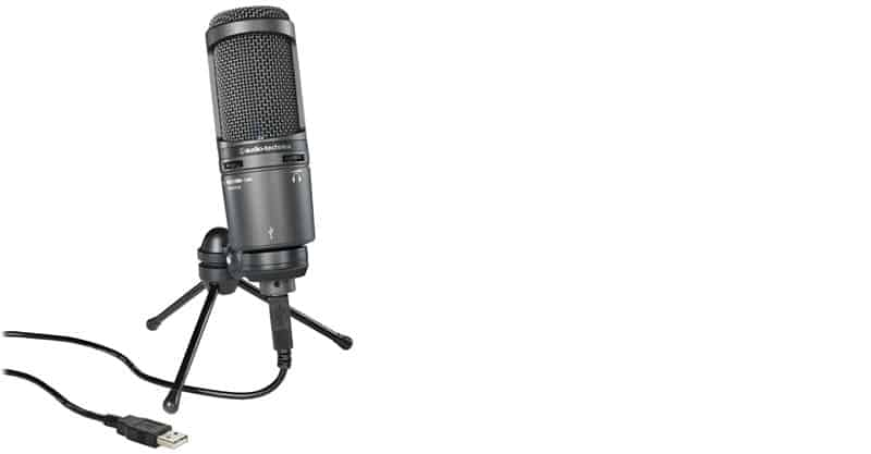 Audio-Technica AT2020 USB  Review