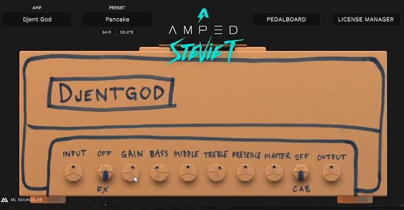 ML Sound Lab – Amped Stevie T