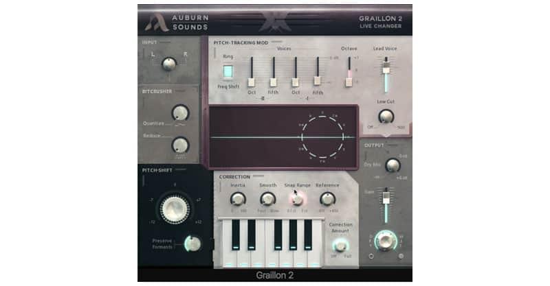 Auburn Sounds – Graillon