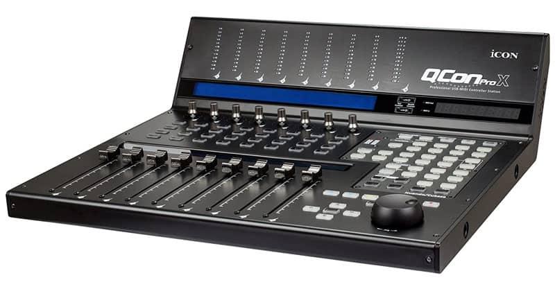 Icon Pro Audio Control Surface, QCon Pro X Main Unit
