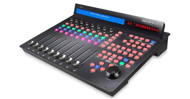 Icon Pro Audio DAW Controller, QCon Pro G2 Main Unit