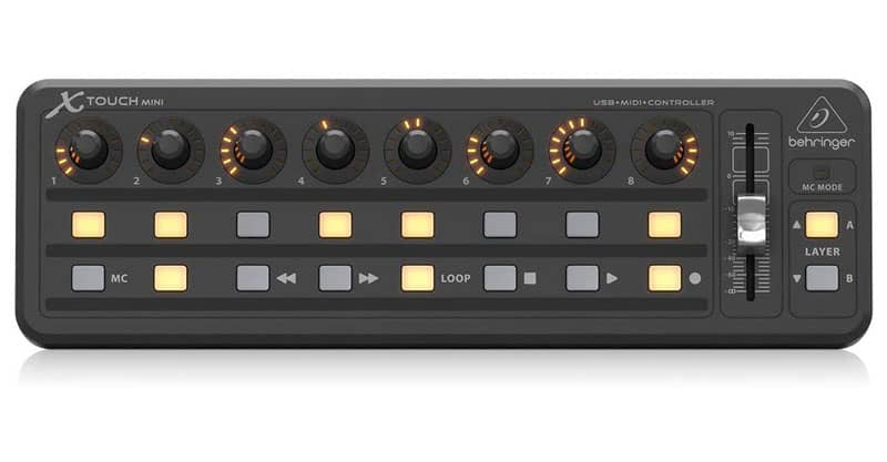 Behringer XTOUCHMINI USB Controller