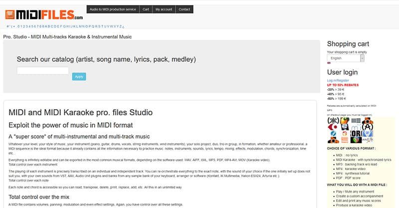 Best Sites For Professional Midi Files