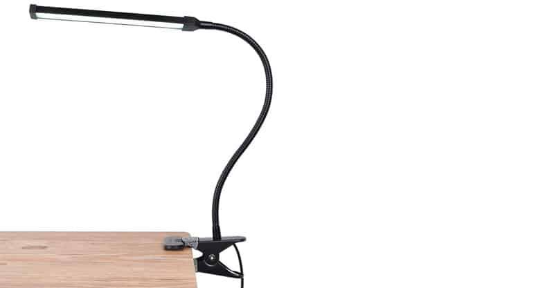 LEPOWER LED Clip On Light