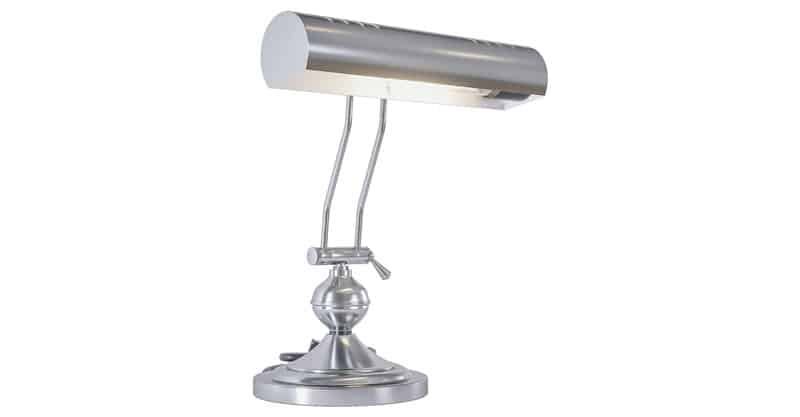 Home Intuition Classic Antique Retro Adjustable Leaning Piano Lamp