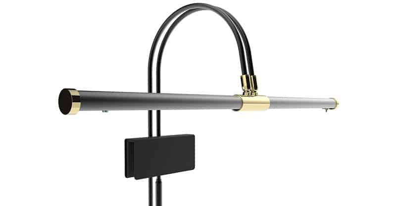 """Cocoweb GPLED22D 22"""" Grand Piano Lamp"""