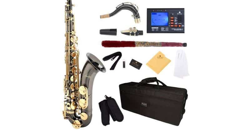 Mendini By Cecilio MTS-BNG+92D Tenor Saxophones