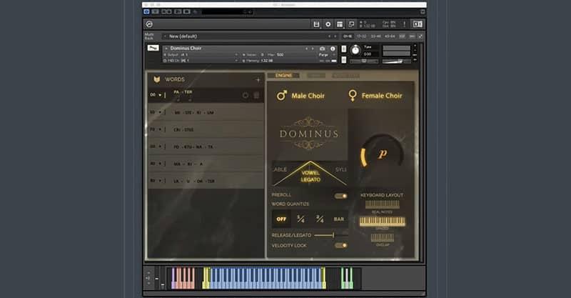 Fluffy Audio – Dominus Choir