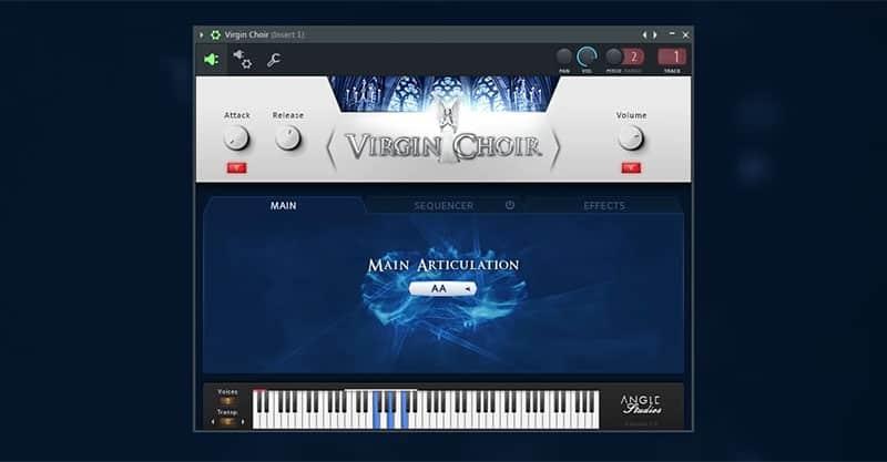 ANGLE Studios Virgin Choir