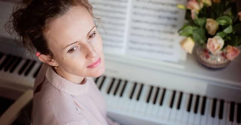 Get better at piano and reading music