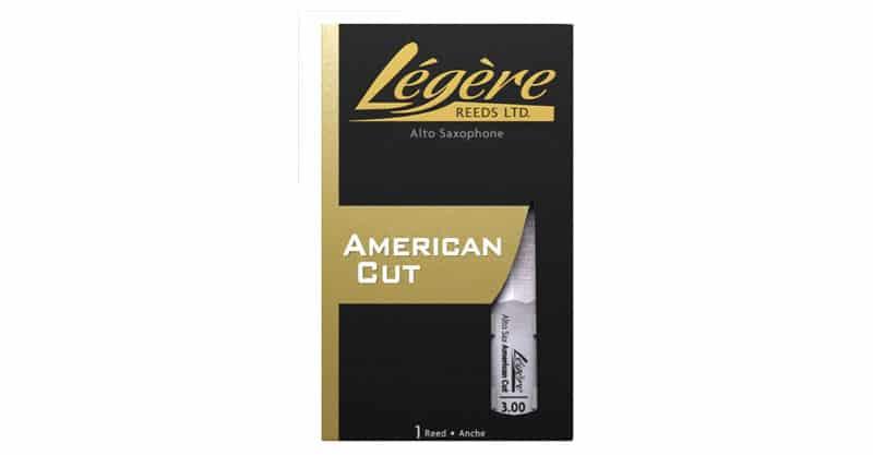 Legere American Cut 3.00 Alto Saxophone Reed (ASA3.00)