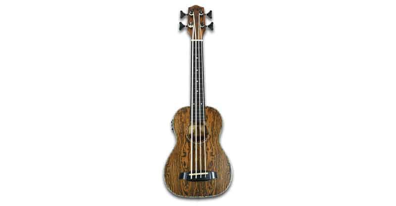 Alston Fretless Electric Acoustic Ukulele Bass