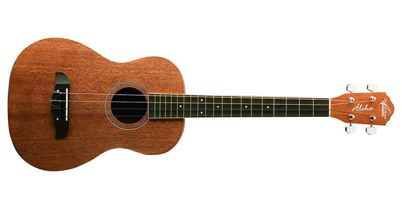Oscar Schmidt OU52-A-U 4-String Baritone Ukulele