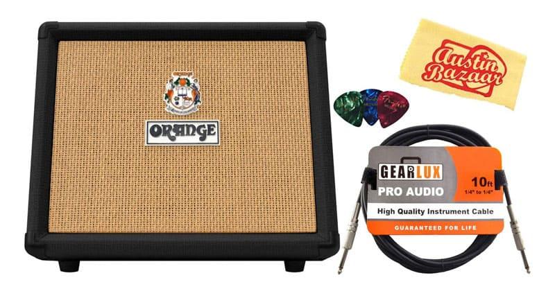 Orange Crush Acoustic 30 Combo Amplifier Bundle