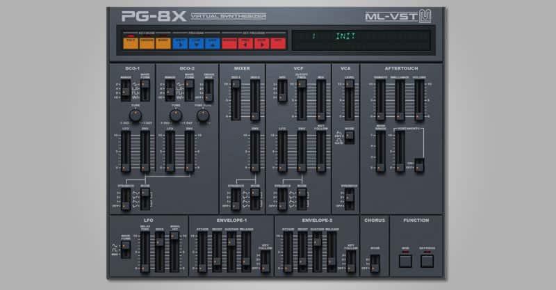 PG-8X By Martin Lüders