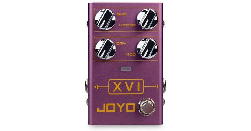 JOYO R-13 XVI Octave Pedal