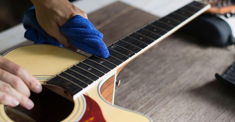 Guitar maintenance basics