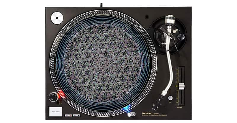 SDO Slipmats Communication – DJ Turntable Slipmat