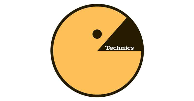 Technics Tecman Slipmats 2