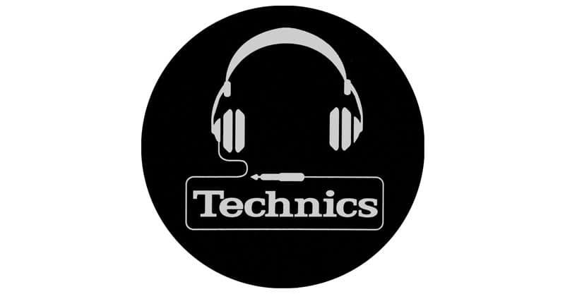 Technics Slipmat 60642 Headphone