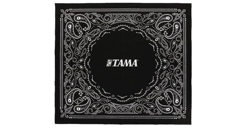 TAMA Drum Rug Paisley Pattern (TDRPA)
