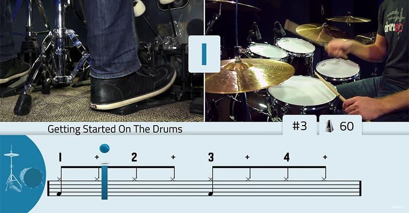 Free Drum Lessons