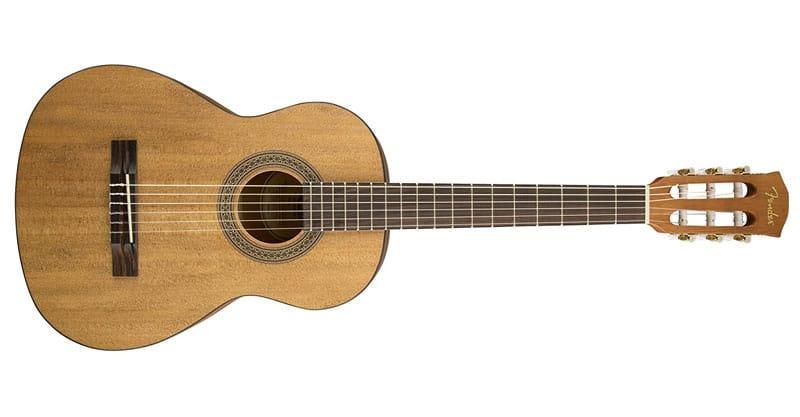 Fender FA-15N 3/4 Scale Nylon String Beginner Acoustic Guitar
