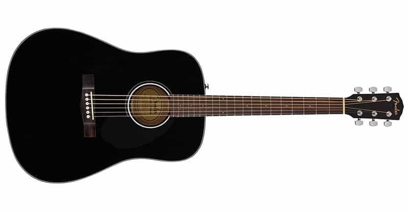 Fender Classic Design CD-60S Dreadnought Acoustic Guitar