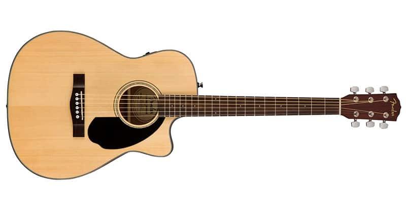 Fender CC-60SCE Concert Acoustic Guitar