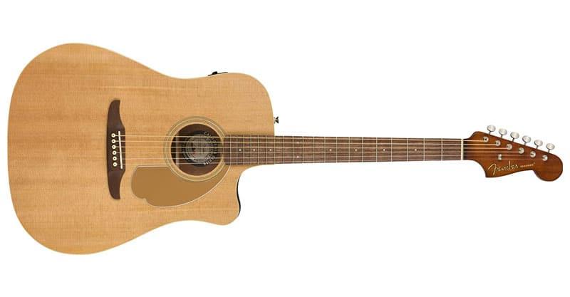 Fender Redondo Player Acoustic Guitar
