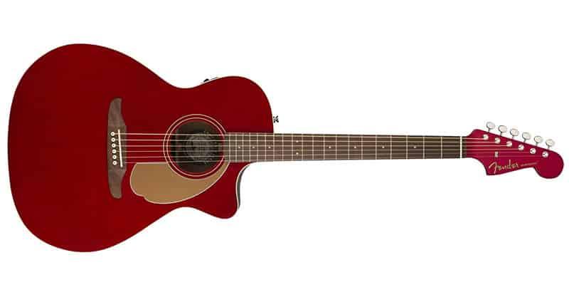 Fender Newporter Player – California Series Acoustic Guitar