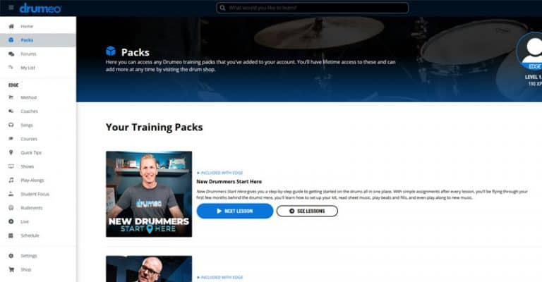 Hands On Drumeo Edge Review 2021 – Are These The Best Drum Lessons On The Internet?