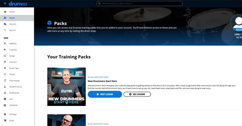 Hands On Drumeo Review – Are These The Best Drum Lessons On The Internet?