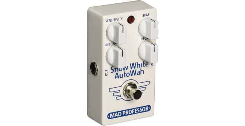 Mad Professor Snow White AutoWah MAD-SWAW Guitar Wah Effects Pedal