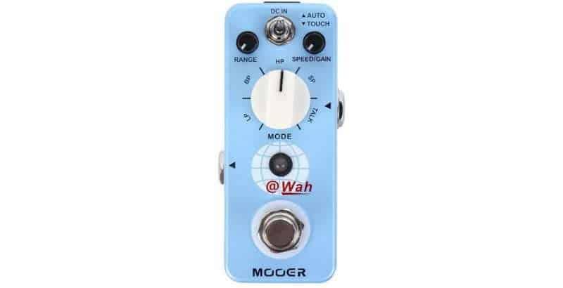 Mooer Audio @Wah Digital Auto Wah