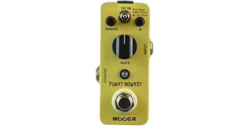 Mooer Audio Funky Monkey Auto Wah