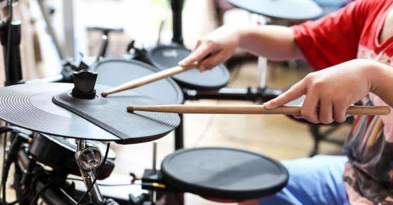 What Goes Into Learning The Drums?