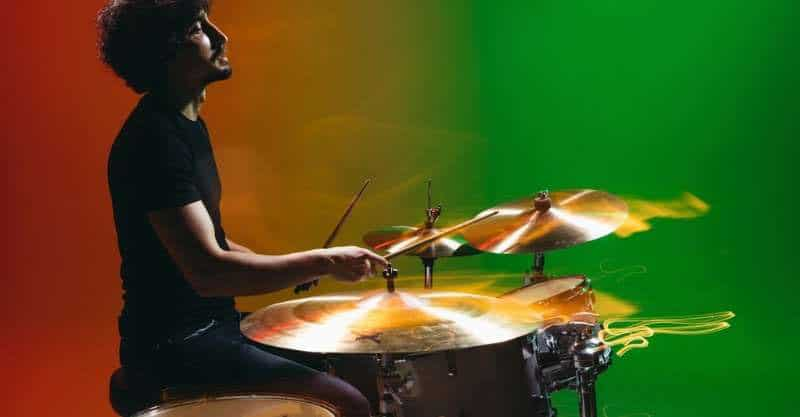 How To Set Up Your Drum Throne And Drums